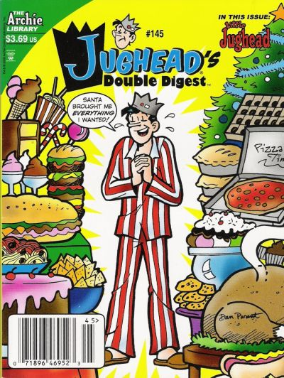 Cover for Jughead's Double Digest (Archie, 1989 series) #145