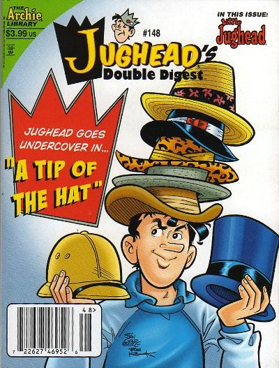 Cover for Jughead's Double Digest (Archie, 1989 series) #148