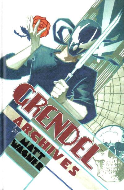 Cover for Grendel Archives (Dark Horse, 2007 series)