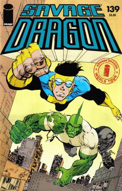 Cover for Savage Dragon (Image, 1993 series) #139