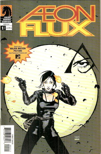 Cover for Aeon Flux (Dark Horse, 2005 series) #1