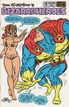 Cover for Don Simpson's Bizarre Heroes (Fiasco Comics, 1994 series) #4