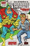 Cover for Don Simpson's Bizarre Heroes (Fiasco Comics, 1994 series) #7
