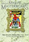Cover for Marvel Masterworks: The Amazing Spider-Man (Marvel, 2003 series) #9 (86) [Limited Variant Edition]