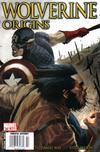 Cover for Wolverine: Origins (Marvel, 2006 series) #20 [Newsstand]