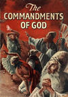 Cover for The Commandments of God (Catechetical Guild Educational Society, 1954 series) #300