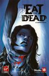 Cover for Eat the Dead (Virgin, 2007 series)