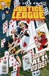 Cover for Justice League Unlimited (DC, 2004 series) #42
