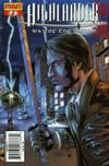 Cover for Highlander: Way of the Sword (Dynamite Entertainment, 2007 series) #2 [Cover B]