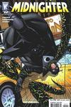 Cover for Midnighter (DC, 2007 series) #12