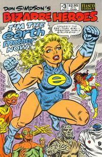 Cover Thumbnail for Don Simpson's Bizarre Heroes (Fiasco Comics, 1994 series) #3