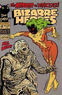Cover Thumbnail for Don Simpson's Bizarre Heroes (Fiasco Comics, 1994 series) #8