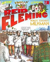 Cover Thumbnail for Reid Fleming, World's Toughest Milkman (David Boswell, 1980 series)