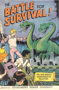 Cover Thumbnail for The Battle for Survival! (American Comics Group, 1971 series)