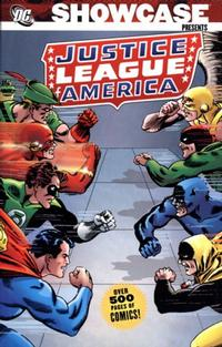 Cover Thumbnail for Showcase Presents: Justice League of America (DC, 2005 series) #3