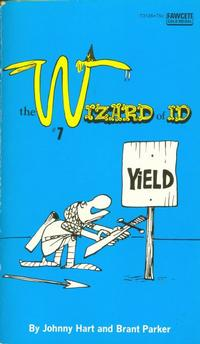Cover Thumbnail for The Wizard of Id / Yield (Gold Medal Books, 1974 series) #7 (T3126)