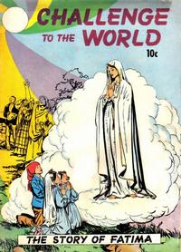Cover Thumbnail for Challenge to the World (Catechetical Guild Educational Society, 1951 series)