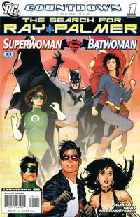 Cover Thumbnail for Countdown Presents: The Search for Ray Palmer: Superwoman / Batwoman (DC, 2008 series) #1