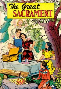 Cover Thumbnail for The Great Sacrament (Catechetical Guild Educational Society, 1953 series)