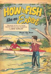 Cover Thumbnail for How to Fish Like An Expert (United States Rubber Co., 1960 series)