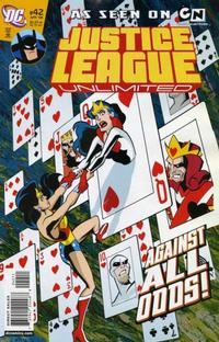 Cover Thumbnail for Justice League Unlimited (DC, 2004 series) #42
