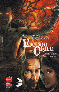 Cover Thumbnail for Voodoo Child (Virgin, 2007 series) #6 [Variant Cover]