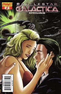 Cover Thumbnail for Battlestar Galactica: Origins (Dynamite Entertainment, 2007 series) #2