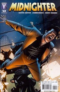 Cover Thumbnail for Midnighter (DC, 2007 series) #11