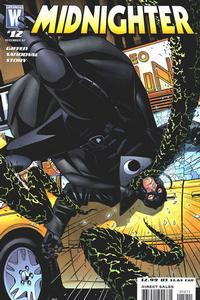 Cover Thumbnail for Midnighter (DC, 2007 series) #12