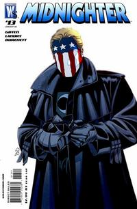 Cover Thumbnail for Midnighter (DC, 2007 series) #13