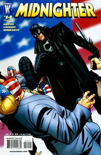 Cover Thumbnail for Midnighter (DC, 2007 series) #14