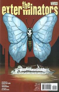 Cover Thumbnail for The Exterminators (DC, 2006 series) #24