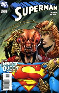 Cover for Superman (DC, 2006 series) #673