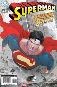 Cover Thumbnail for Superman (DC, 2006 series) #674