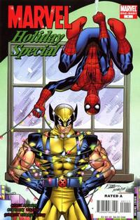 Cover Thumbnail for Marvel Holiday Special 2007 (Marvel, 2008 series) #1