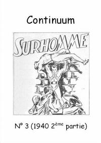 Cover Thumbnail for Continuum (JMF, 2007 series) #3