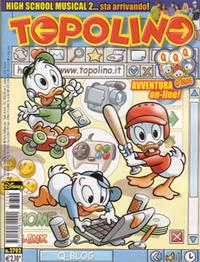Cover Thumbnail for Topolino (The Walt Disney Company Italia, 1988 series) #2702