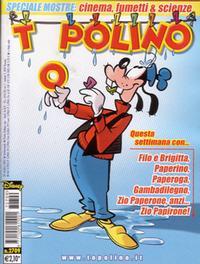 Cover Thumbnail for Topolino (The Walt Disney Company Italia, 1988 series) #2709