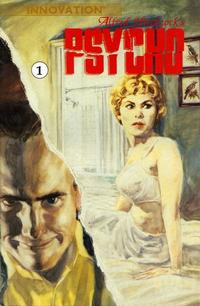 Cover Thumbnail for Alfred Hitchcock's Psycho (Innovation, 1992 series) #1