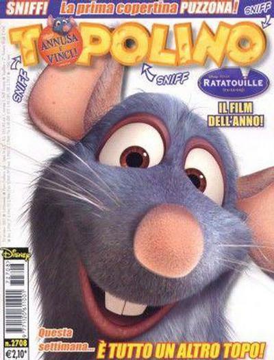 Cover for Topolino (The Walt Disney Company Italia, 1988 series) #2708