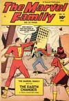 Cover for The Marvel Family (Fawcett, 1945 series) #37