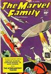 Cover for The Marvel Family (Fawcett, 1945 series) #47