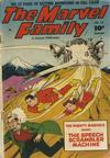 Cover for The Marvel Family (Fawcett, 1945 series) #50