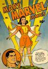 Cover for Mary Marvel (Fawcett, 1945 series) #1