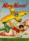 Cover for Mary Marvel (Fawcett, 1945 series) #3