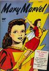 Cover for Mary Marvel (Fawcett, 1945 series) #4