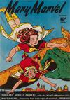 Cover for Mary Marvel (Fawcett, 1945 series) #6