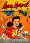 Cover for Mary Marvel (Fawcett, 1945 series) #10