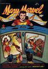 Cover for Mary Marvel (Fawcett, 1945 series) #12