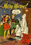 Cover for Mary Marvel (Fawcett, 1945 series) #14